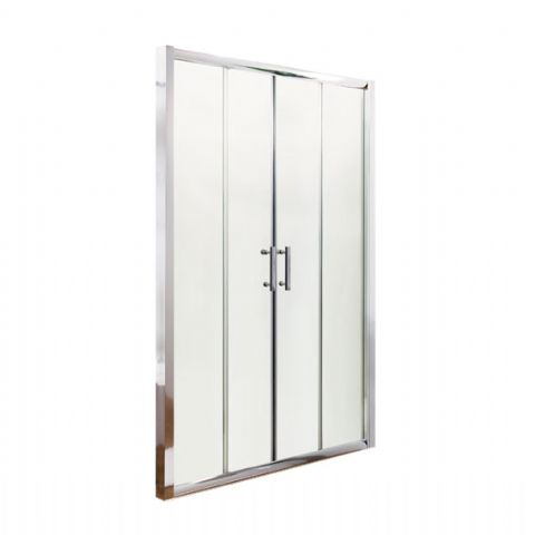 SDS Double Sliding Shower Doors